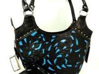 NEW Concealed Carry Handbag #E8472RW $183.00