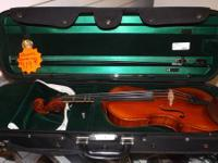 For sale is this Rosalia Va-9 Violin. This Violin is a
