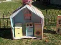 I am selling two Rose House Cottages. They come with