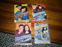 I have seasons 1 2 and 7 of tv series roseanne. I only