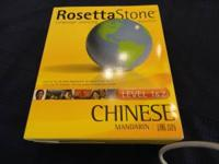 Rosetta Stone Language Learning for Mandarin Chinese,