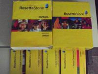 Rosetta Stone Spanish (Latin America) - Level 1-3 Set