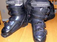 Rosignol Ski Boots - Model: Salto GTX - Size 11, Like