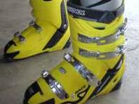 Rossignol Race 3 Ski Boots Made in Italy Size 30.5