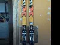I have a pair of my Rossignol Radical Giant Slalom race