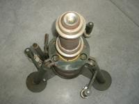 One 10 Ton Hydraulic Jack, MFG: R.E. Atckison Co. Part