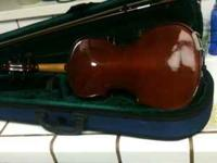 -Full size violin -Copy of stradivarius 1732 -Comes