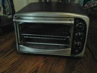 GE rotisserie convection oven in great working