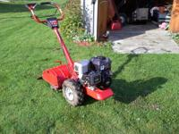 Rear tine 205 cc huskee. 2009 model barely used. Call