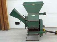 I have for sale a slightly used Chipper mulcher for a