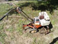 Rototiller Sears Front Tine Grand Blanc Flint For Sale