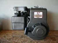 I have a Briggs & Stratton Horizonal shaft 5hp engine