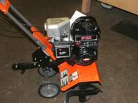 "HUSQVARNA ROTOTILLER FT900-26""FRONT TINES,ADJUSTABLE,"