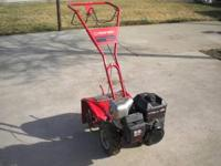 Troybilt Bronco Rototiller 16 in 5.5 hp Briggs and