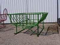 For Sale: Off ground, round, sheep bale feeders. All