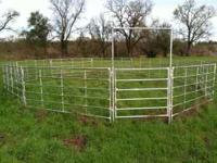 Large Round Pen With Gate very nice call  asking 800