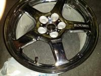 Selling an authentic roush wheel with chrome finish. I