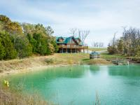Lose yourself on this sprawling 66 acre ranch with a