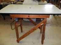 I have for sale a Router table with a Black & & Decker