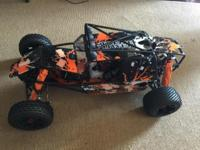 I have a brand new Buggy up for sale it has been