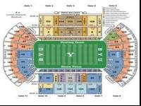 Selling two tickets for the BYU Cougars vs. Nevada