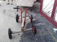 Old Row Cart. Contact information: