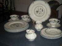 OLD COLONY ROYAL DOULTON MANUFACTURED 1959 - 1988. You