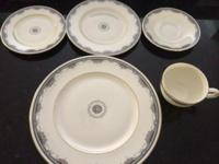 Royal Doulton (Albany-- H 5121) 5 layer plate