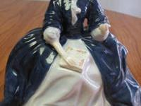 "Royal Doulton "" Laurianne"" Hn 2719 bone china figurine."