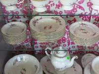 This Royal Kent Collection of China is In superior