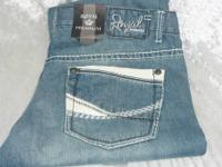Item number: Royal Premium Denim Coated Luke Slim