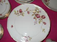Royal Tettau Porcelian/China Set for 10 with Serving