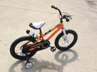 Royalbaby newly established Freestyle bike for kids and