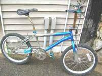 Royce Union BMX Older Royce Union decent rider  NO