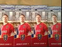 4 tickets in section 37, row k, seats 19-22 for RSL vs