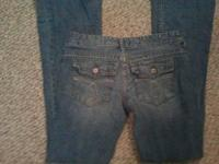 Rue 21 jeans size 3/4. $10 Call/text  Thanks! :)