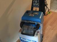 Rug Doctor Mighty Pro Paid over $700 but asking $450