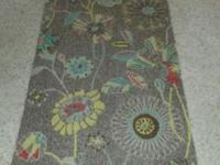 Unique vibrant patterned runner. Brand; Safavieh,