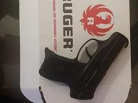 Selling a brand new, never ever been fired ruger lc9