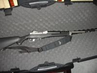 I have a Ruger Mini-14.223 cal. rifle for sale. Great
