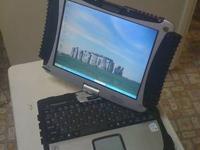 Panasonic Toughbook CF-19 Laptop/Tablet   Fully