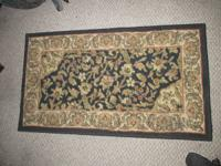 Two different rugs, price is for each one, 3x5