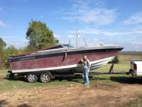 This boat does run as is and can be used. I have all