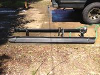 I have for sale a set of running boards. the boards
