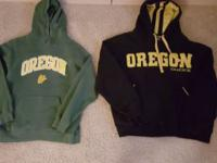 Underarmour, nike, and more! Running shirts and Oregon