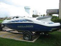 ~*@_~Up for sale is a used 2005 Sea-Doo Speedster 200