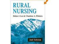 Rural Nursing - 2nd Edition - Concepts, Theory and