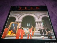 I have a concert program from the RUSH 1982 Tour