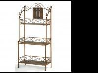 RUSTIC BAKERS RACK SHELFby Smart Living CompanyBe the