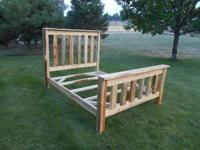 This is a custom made piece of furniture. The beautiful